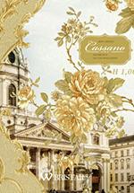 Купить виниловые обои коллекция Cassano