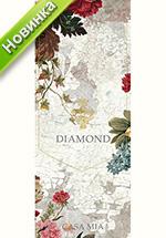 Купить обои с акриловым напылением коллекция Diamond