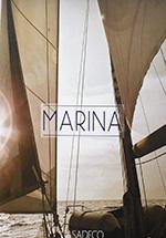 Купить бумажные обои с акрилом коллекция Marina