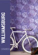 Купить виниловые обои коллекция Williamsburg