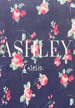 Купить бумажные обои с акрилом коллекция Ashley