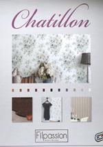 Купить виниловые обои коллекция Chatillon