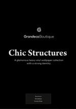 Купить виниловые обои коллекция Chic Structures