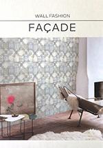 Купить виниловые обои коллекция Facade