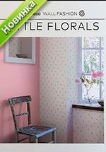 Купить виниловые обои коллекция Little Florals