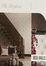 Купить виниловые обои коллекция Villa Borghese