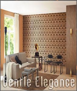 Купить виниловые обои коллекция Gentle Elegance 2016