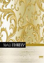 Купить виниловые обои коллекция Muralto Florian 2