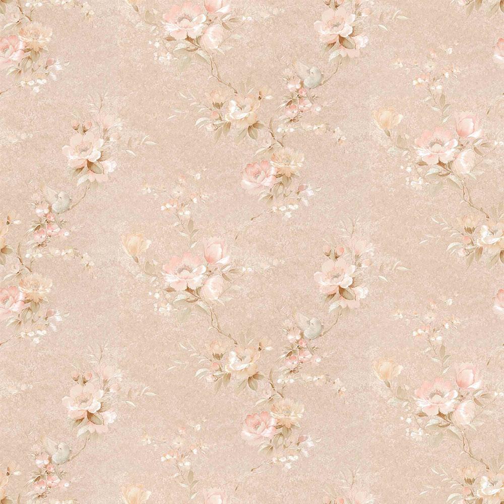 Обои Zambaiti Satin Flowers 446-серия 44601