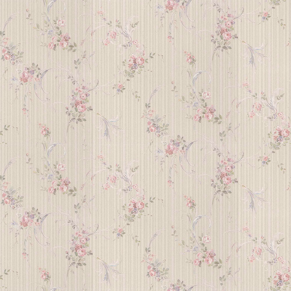 Обои Zambaiti Satin Flowers 446-серия 44615